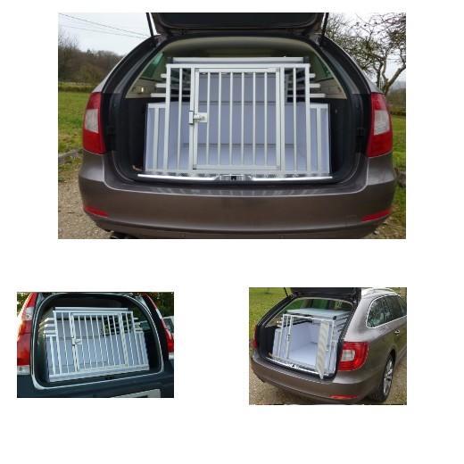 cage pour chiens dogbox pro large r hauss e caisses de. Black Bedroom Furniture Sets. Home Design Ideas