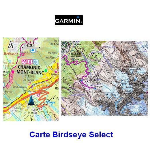 carte birdseye select garmin collier gps pour chien. Black Bedroom Furniture Sets. Home Design Ideas