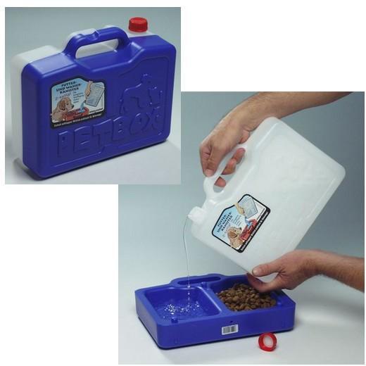 petbox voyage kit r serve d eau gamelle double morin accessoires et alimentation pour. Black Bedroom Furniture Sets. Home Design Ideas