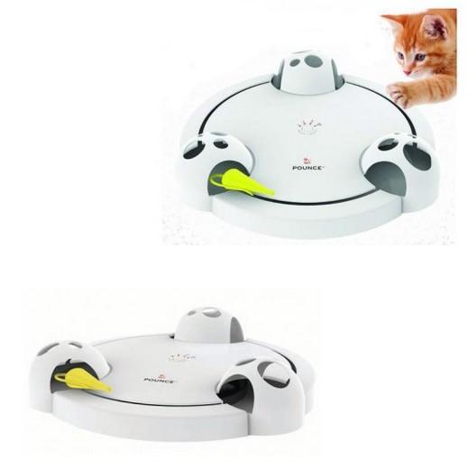 frolicat pounce jouet interactif pour chat tapis et. Black Bedroom Furniture Sets. Home Design Ideas