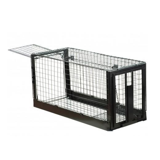 trappe de capture pliante en inox morin france cages et. Black Bedroom Furniture Sets. Home Design Ideas