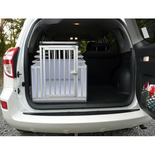 cage de transport pour chiens dogbox pro simple mod le r hauss e morin accessoires pour le. Black Bedroom Furniture Sets. Home Design Ideas