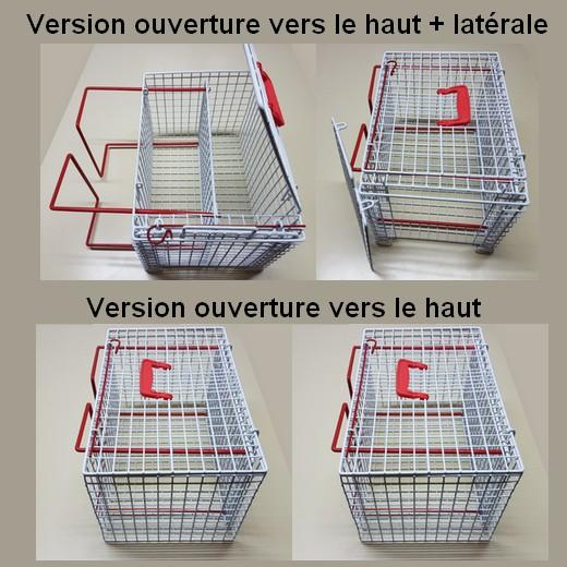 cage de contrainte pour chats morin france trappes et mat riel de capture d 39 animaux pour la. Black Bedroom Furniture Sets. Home Design Ideas