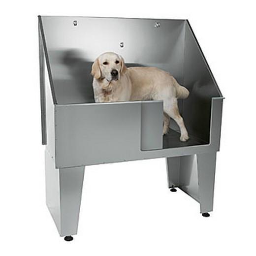 baignoire inox toilettage des chiens et des chats morin. Black Bedroom Furniture Sets. Home Design Ideas