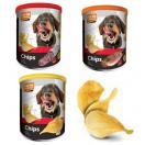 Chips peau de buffle pour chien