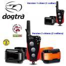 Collier de dressage pour chiens : Dogtra IQ Plus & IQ Plus Duo - portée 400 m