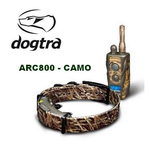 Collier de dressage pour chien, modèle dogtra arc 800 et