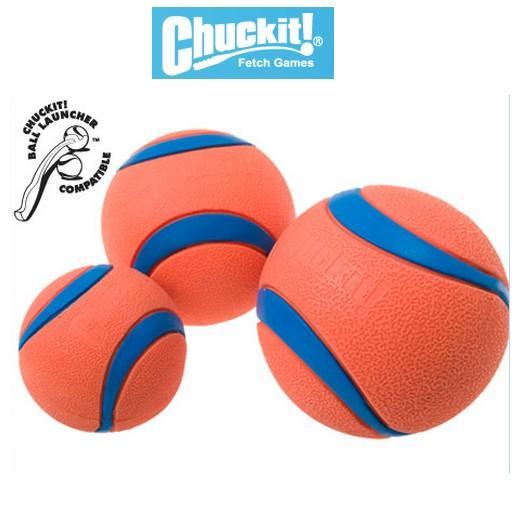 Ultra ball chuckit frisbee lanceur de balle jouet pour chien morin france accessoires pour - Lanceur de balles pour chien ...
