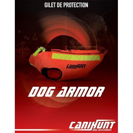 canihunt dog amor. gilet et harnais de protection pour chiens de
