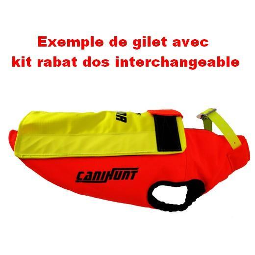Accessoires et options pour gilet de protection chien de chasse Canihunt Dog Armor , image 3