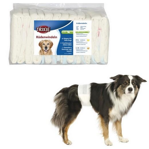 couche chien m le incontinence chien culottes hygi niques chien morin france. Black Bedroom Furniture Sets. Home Design Ideas