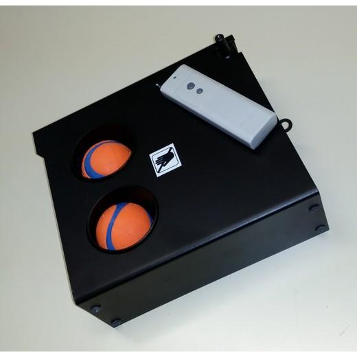 lanceur de balle smart up 2 balles pour chien balles et. Black Bedroom Furniture Sets. Home Design Ideas