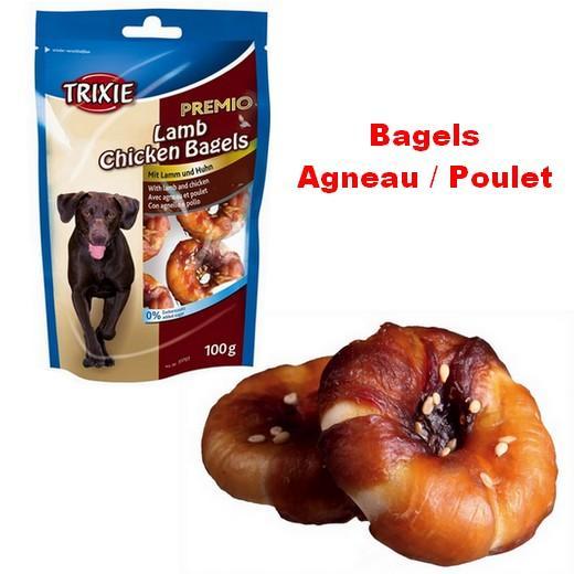 cuisine ouverte refermable friandise snack pour chien au poulet
