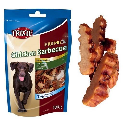 Friandise au poulet pour chien for Cuisine ouverte refermable