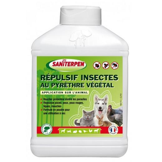 Repusilf insectes pour chien et chat anti parasite pour animaux morin france - Repulsif naturel pour chat interieur ...