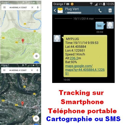 Localiser un téléphone Android