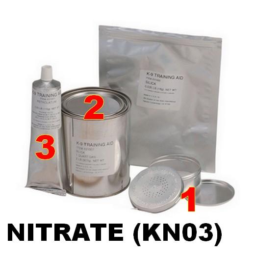 Simulants d'entrainement à la détection explosif - NITRATE (KN03) - XM K-9