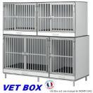 VET BOX - cage d'hospitalisation pour chien ou chat