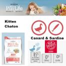 Pure life pour chats - Kitten chaton