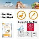 Pure life pour chats - Stérilisé
