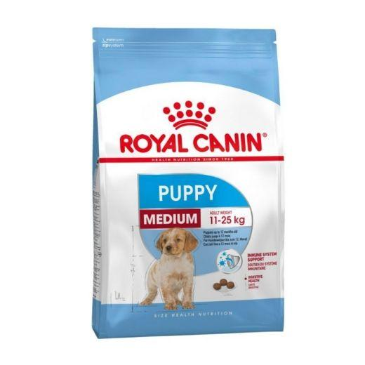 croquettes chien medium junior royal canin aliments pour chien et chiots croquettes pour la. Black Bedroom Furniture Sets. Home Design Ideas