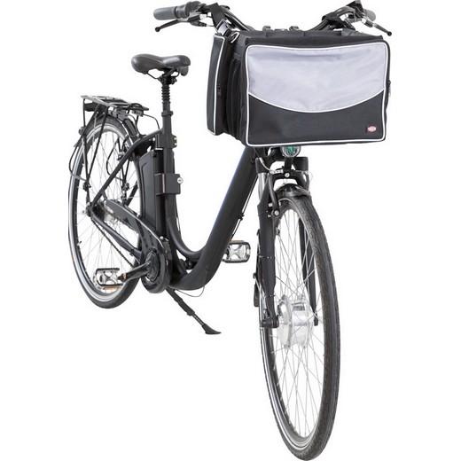 Panier transport de luxe pour vélo