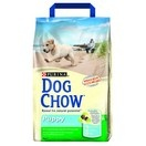 Croquettes chien : Purina Dog Chow puppy poulet