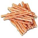 Bâtonnets torsadés, peau de buffle - Friandise pour chien