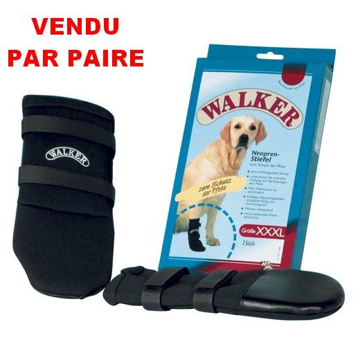 Bottines néoprène walker pour chien