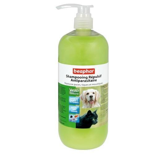 Shampooing insectifuge naturel Vetonature pour chien et