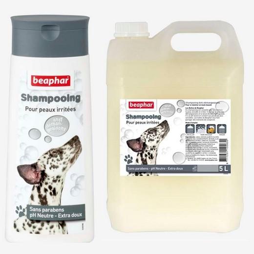 shampoing anti d mangeaisons pour chien lavage et toilettage de votre chien chiot chat et. Black Bedroom Furniture Sets. Home Design Ideas