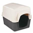 Barnhome - Niche plastique Petmate pour chien et chat
