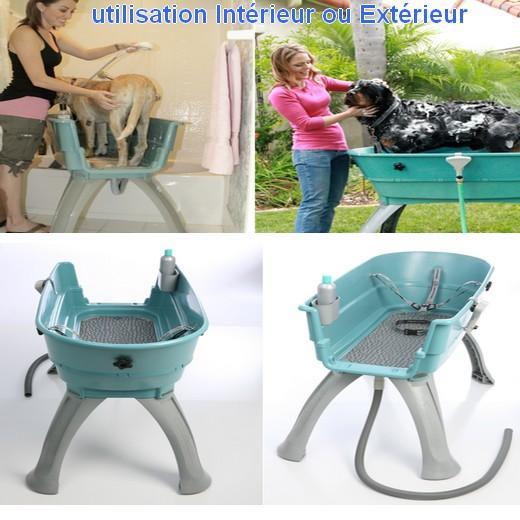 baignoire booster shower accessoires de toilettage et. Black Bedroom Furniture Sets. Home Design Ideas