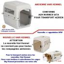 Cage de transport Vari Kennel Traditionnelle, chien et chat - image 2
