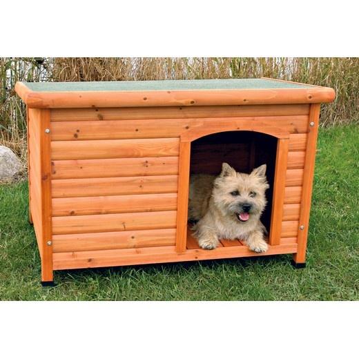 Niche bois canada pour chien niche bois pour chien for Niche chien exterieur