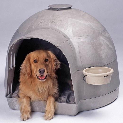 dogloo kd pro niche plastique petmate pour chien niche plastique pour chien bancs de couchage. Black Bedroom Furniture Sets. Home Design Ideas