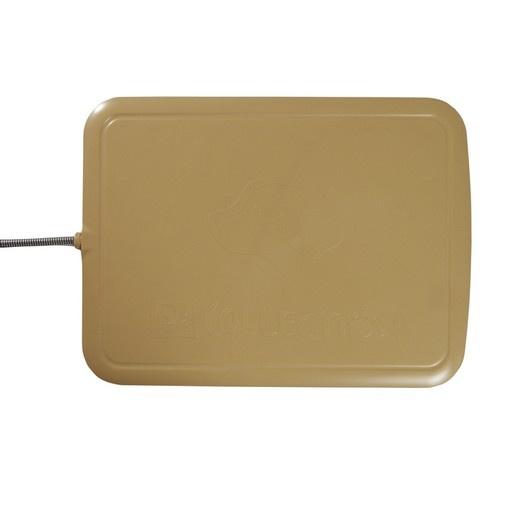 plaque chauffante thermo master accessoires pour enclos et parc chiot ou chaton lampe plaque. Black Bedroom Furniture Sets. Home Design Ideas