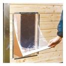 Battant souple pour niche bois CONFORT / Army / CPRS Pro